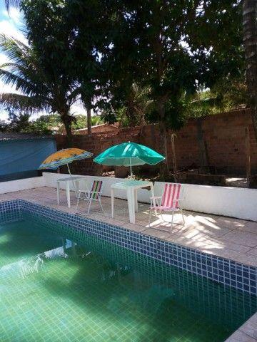 Alugo casa mobiliada com piscina  - Foto 8
