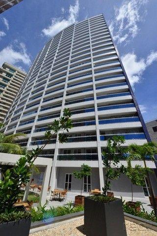 Apartamento mobiliado a 100 metros da Beira Mar - Foto 3