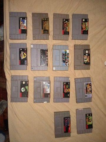Super Nintendo conservado - Foto 4