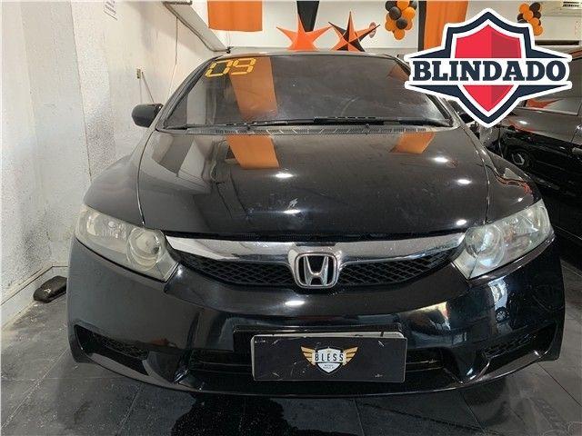 Honda Civic 2009 1.8 lxs 16v flex 4p automático - Foto 2