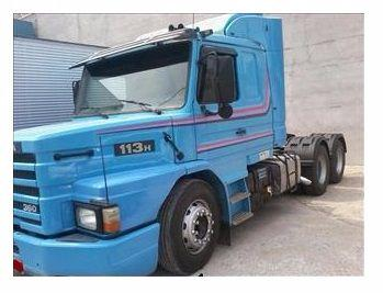 SCANIA 113 TOP LINE COMPLETO 98/98