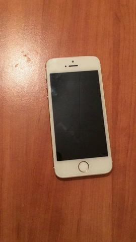 Iphone 5s gold 16 gb (Conservado)