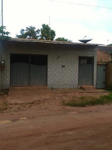 Casa na area verde