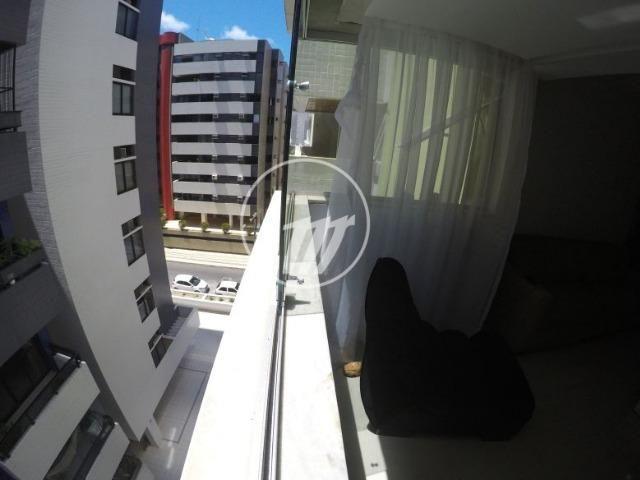 Apartamento com 125 m², 3/4 (sendo 02 suítes), na Ponta Verde. REF: C4052 - Foto 7