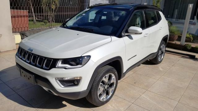 Jeep Compass 2018/2019 2.0 16V Diesel Limited 4X4 Automático - Foto 2