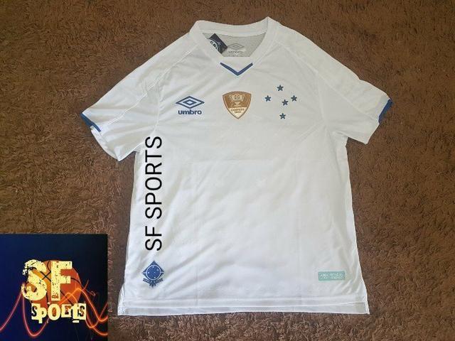 Nova Camisa do Cruzeiro 2019 20 - Roupas e calçados - Colonial ... 0a056e9e79309