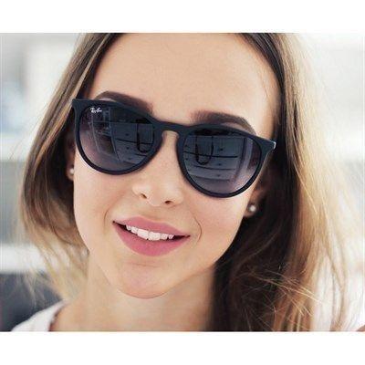 e185e5937894b Óculos Ray Ban Erika RB4171 Várias Cores Original Com Garantia de 1 ...