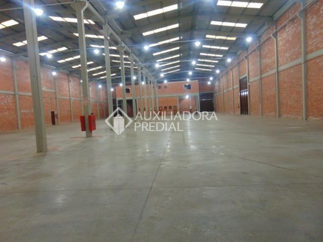 Galpão/depósito/armazém para alugar em Cruzeiro, Cachoeirinha cod:277304 - Foto 5