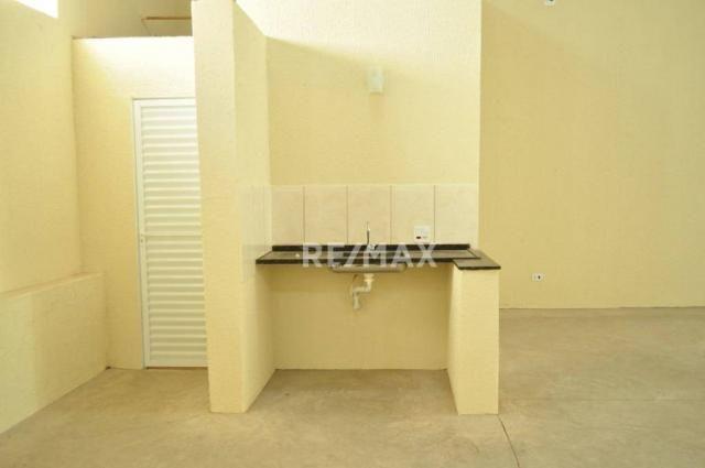 Barracão para alugar, 313 m² por r$ 4.970/mês - vila são jorge - presidente prudente/são p - Foto 5