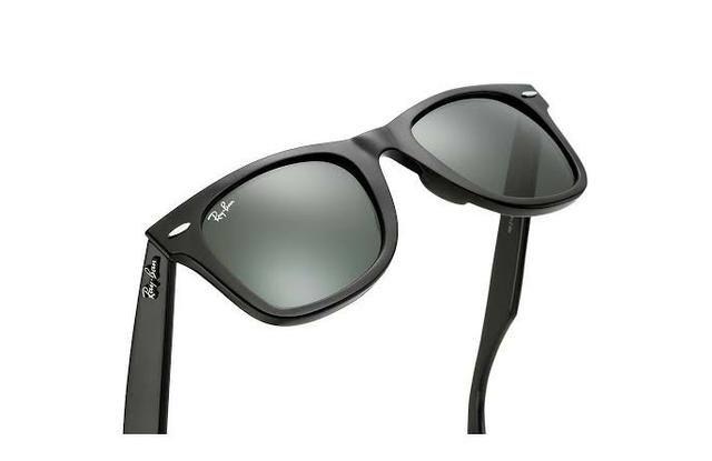 b3a7813e2 Óculos Ray Ban Wayfarer Preto Unissex - Bijouterias, relógios e ...