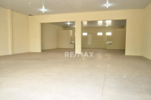 Barracão para alugar, 313 m² por r$ 4.970/mês - vila são jorge - presidente prudente/são p - Foto 2