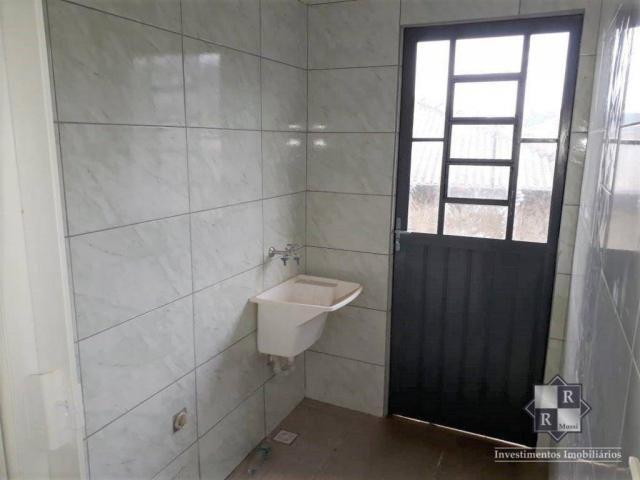 Casa com 2 dormitórios para alugar, 72 m² - São Cristovão - Três Barras/SC - Foto 7