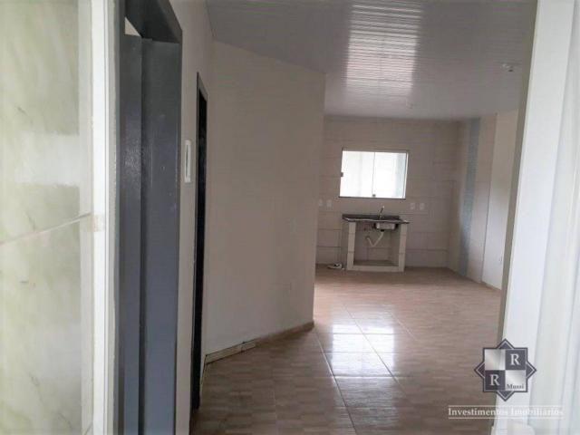 Casa com 2 dormitórios para alugar, 72 m² - São Cristovão - Três Barras/SC - Foto 8
