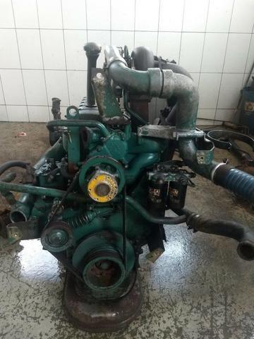Motor volvo NL 10 - 340 ano 89 - Foto 3