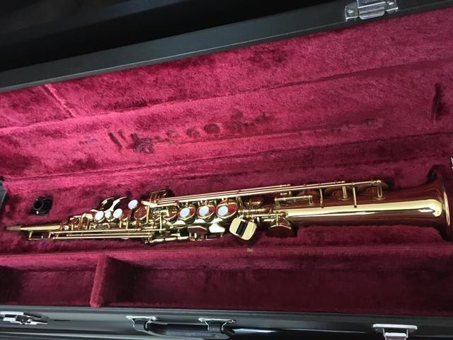 Sax Soprano Yamaha Japan