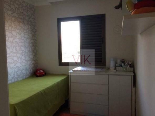 Apartamento à venda, 80 m² por R$ 399.000,00 - Jardim Proença - Campinas/SP - Foto 3