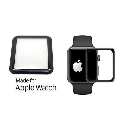 Película 5D Nano Gel Para Apple Watch 40mm Tela Inteira - Foto 2