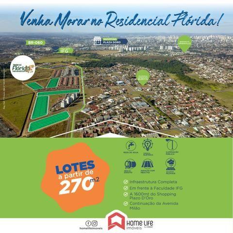 Residencial Flórida, reserva especial lotes a prestação na continuação da Av Milão - Foto 4