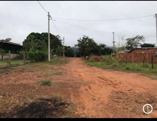 Terreno Região do Distrito de Piraputanga próximo Aquidauana-MS