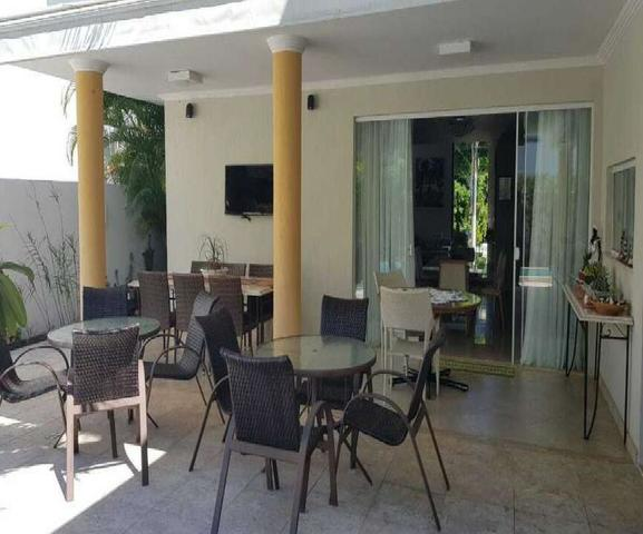 Casa 4 Suítes Alpaville 1 Piscina e Área Gourmet Privativa - Foto 9