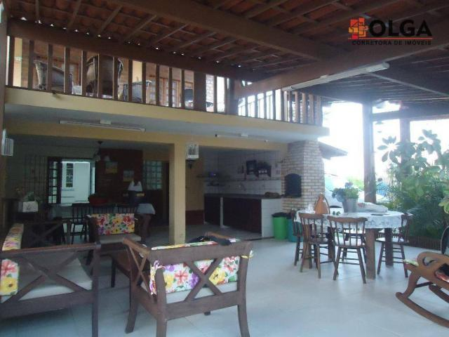 Casa com 6 dormitórios, 300 m² - Gravatá/PE - Foto 5