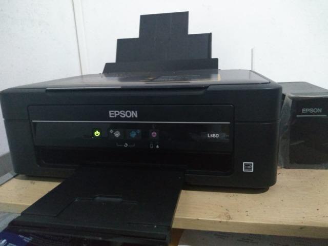 Impressora Epson L380 - Nova