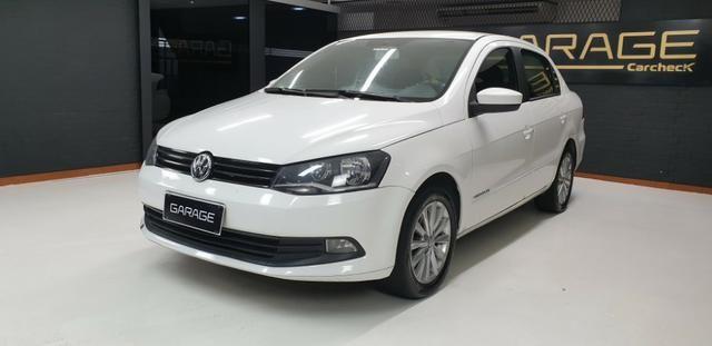 Vw-Volkswagen Novo Voyage GNV 1.6 Flex 2014/14 - Foto 3