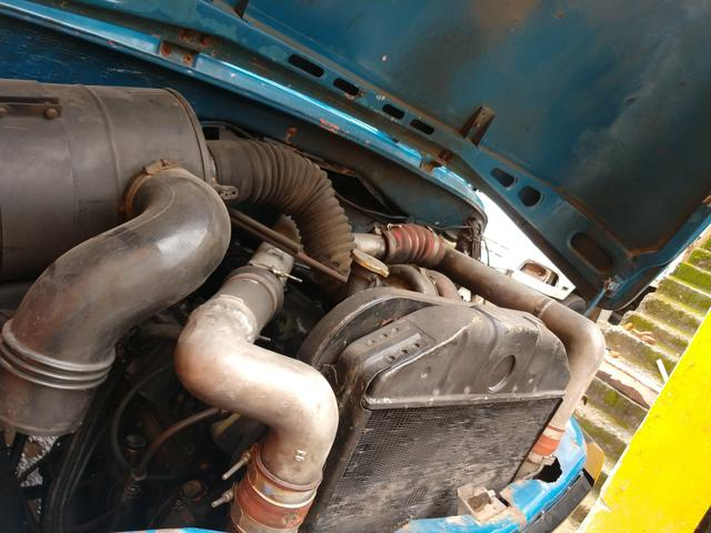 MB 1313 motor 1620 ano 1981 - Foto 9