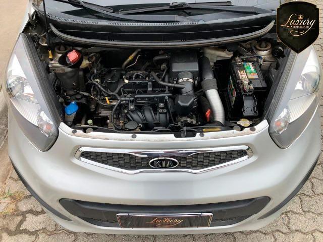 Kia Picanto EX4 Câmbio Automático + Bancos em Couro - Foto 13