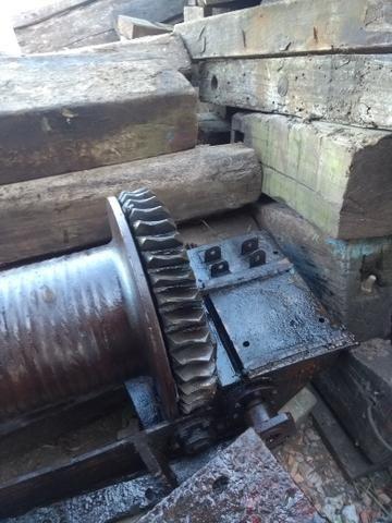 Guincho e.rodas de ferro - Foto 3