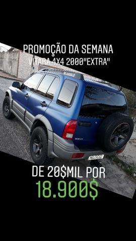 """Pajero tr4 2009 at """"extra"""" leia o anuncio"""" - Foto 16"""