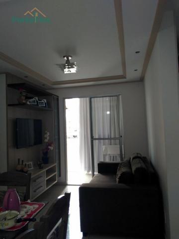 Apartamento à venda com 2 dormitórios em Morada de laranjeiras, Serra cod:4278 - Foto 4