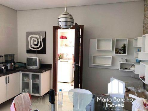 Casa para alugar com 3 dormitórios em Recreio, Vitória da conquista cod:156 - Foto 12