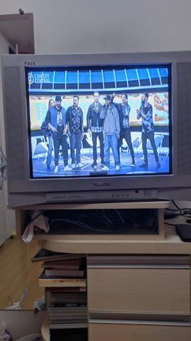 TV Toshiba 21 polegadas - Foto 2