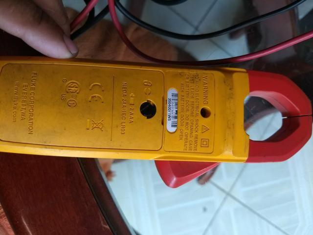 Vendo amperímetro FLUKE 302 - Foto 3
