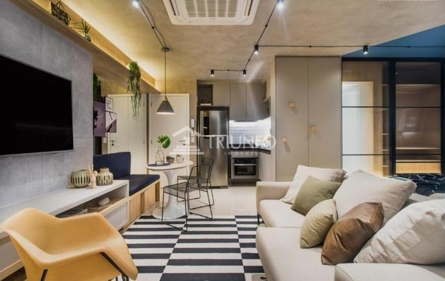 (EXR16134) 44m²: Apartamento compacto à venda no Cocó com 1 suíte - Foto 2