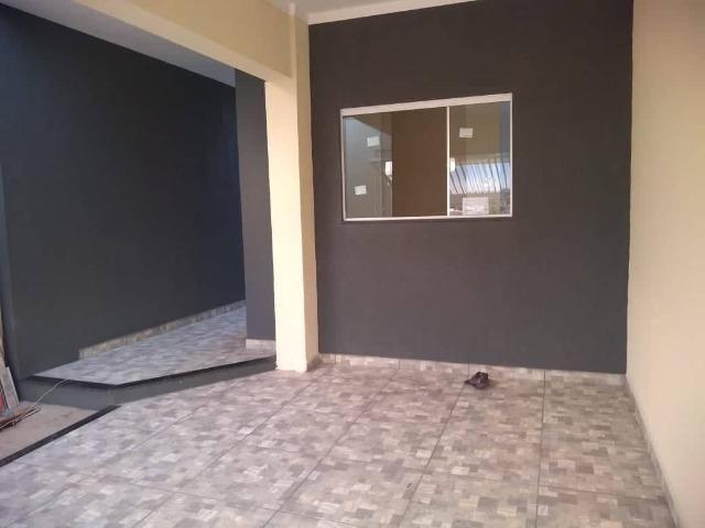 Casa Nova de meio lote Minha Casa Minha Vida (Todas as portas e janelas de blindes) - Foto 4
