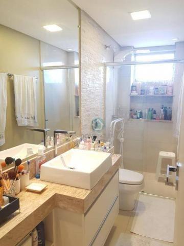 Lindo apartamento planejado de 3 quartos no jd dos estados - Foto 10