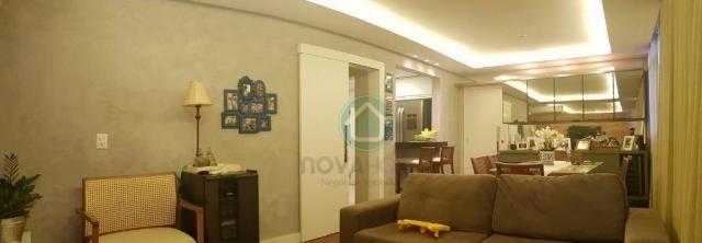 Lindo apartamento planejado de 3 quartos no jd dos estados - Foto 2