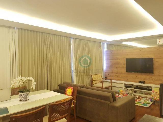Lindo apartamento planejado de 3 quartos no jd dos estados - Foto 4