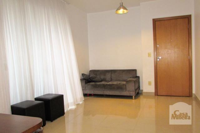 Apartamento à venda com 3 dormitórios em Nova suissa, Belo horizonte cod:257609 - Foto 2