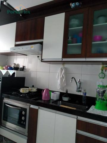 Apartamento à venda com 2 dormitórios em Morada de laranjeiras, Serra cod:4278 - Foto 6