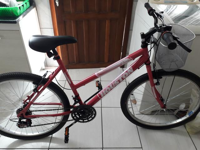 Vendo Bicicleta 18 marchas