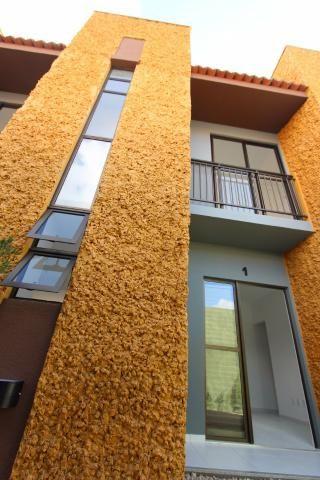 Dupléx Novo em Condomínio, Passaré, 70m2, 2 Suítes, Varanda, Quintal e 1 Vaga