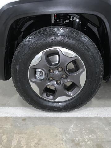 Jeep renegade sport diesel 2016 4x4 c/ bancos em couro extra!!! - Foto 10
