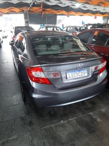 Honda civic lxs 16v/// entrada 15mil + parcelas fixas 950.00 - Foto 7