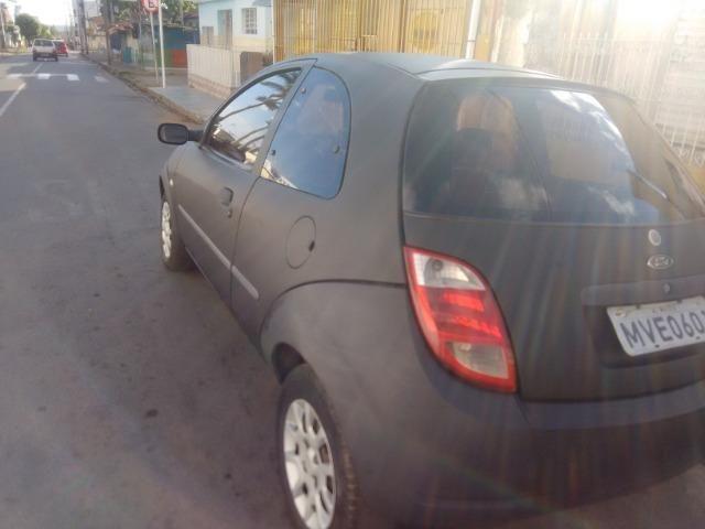 Ford ka zetec rocam básico vendo ou troco - Foto 13