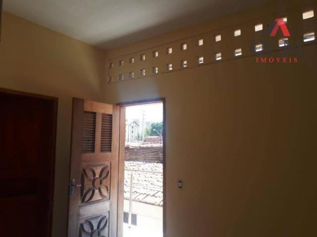 Apartamento com 1 dormitório para alugar, 28 m² por R$ 500/mês - Benfica - Fortaleza/CE - Foto 2
