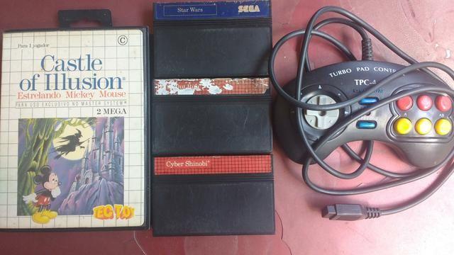 Jogos de Master System