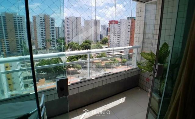 (JR) Apartamento a venda 126m² - 3 Suítes + dce + 2 Vagas + Moveis Fixos - No Guararapes! - Foto 13